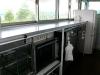 本格的な厨房設備を設置